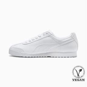 Thumbnail 1 of Roma Basic Sneakers, white-light gray, medium