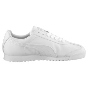 Thumbnail 4 of Roma Basic Trainers, white-light gray, medium