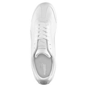 Thumbnail 5 of Roma Basic Trainers, white-light gray, medium
