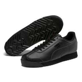Thumbnail 2 of Roma Basic Sneakers JR, black-black, medium