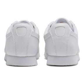 Miniatura 3 de Zapatos deportivos Roma Basicpara jóvenes, blanco-gris claro, mediano