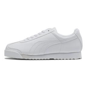 Miniatura 1 de Zapatos deportivos Roma Basicpara jóvenes, blanco-gris claro, mediano