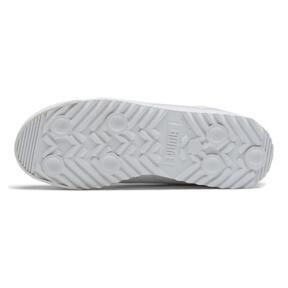 Miniatura 4 de Zapatos deportivos Roma Basicpara jóvenes, blanco-gris claro, mediano