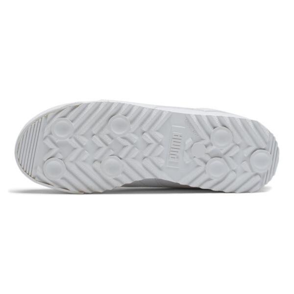 Zapatos deportivos Roma Basicpara jóvenes, blanco-gris claro, grande