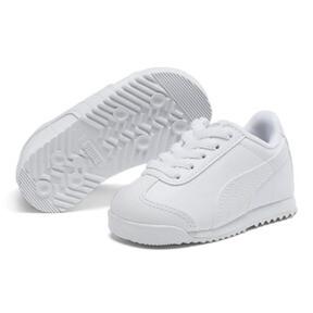 Thumbnail 2 of Roma Basic Toddler Shoes, white-light gray, medium
