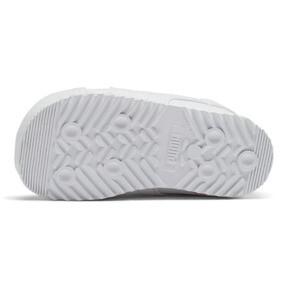 Thumbnail 3 of Roma Basic Toddler Shoes, white-light gray, medium