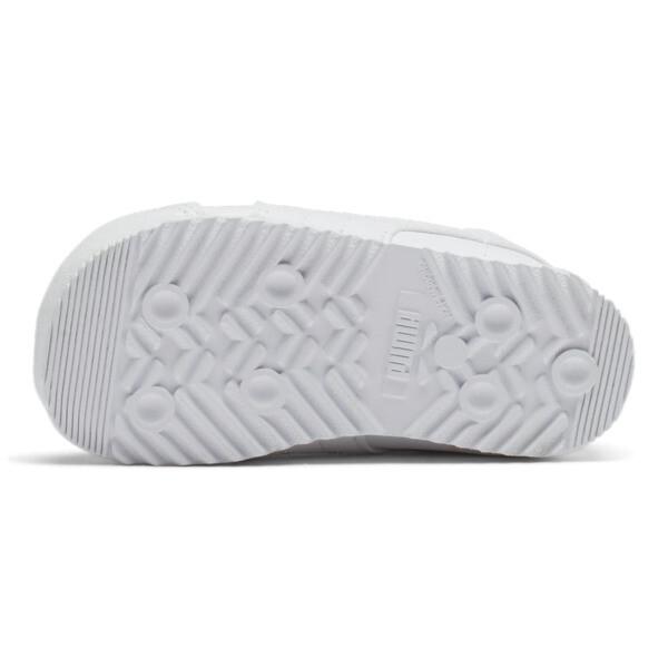 Roma Basic Toddler Shoes, white-light gray, large