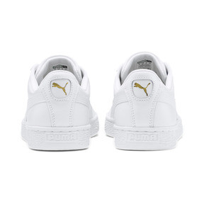 Miniatura 3 de Zapatos deportivos clásicosHeritage Basket, blanco-blanco, mediano