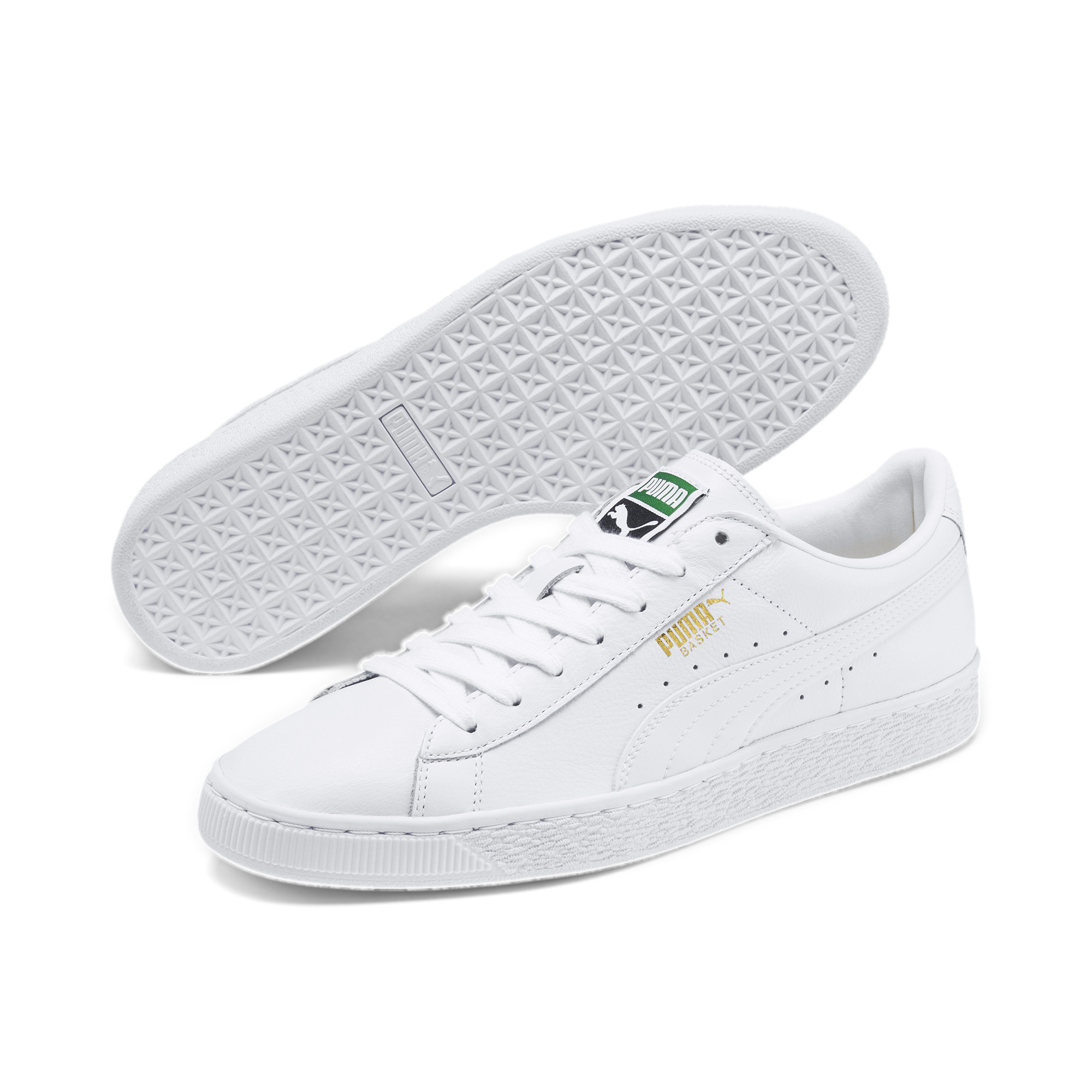 new style 3ee51 e3407 Details about PUMA Heritage Basket Classic Sneakers Men Shoe Sport Shoe