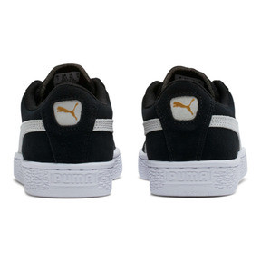 Thumbnail 3 of Suede Sneakers JR, negro-blanco, mediano