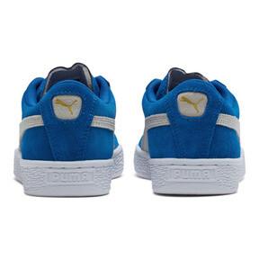 Thumbnail 3 of Suede Sneakers JR, snorkel blue-white, medium