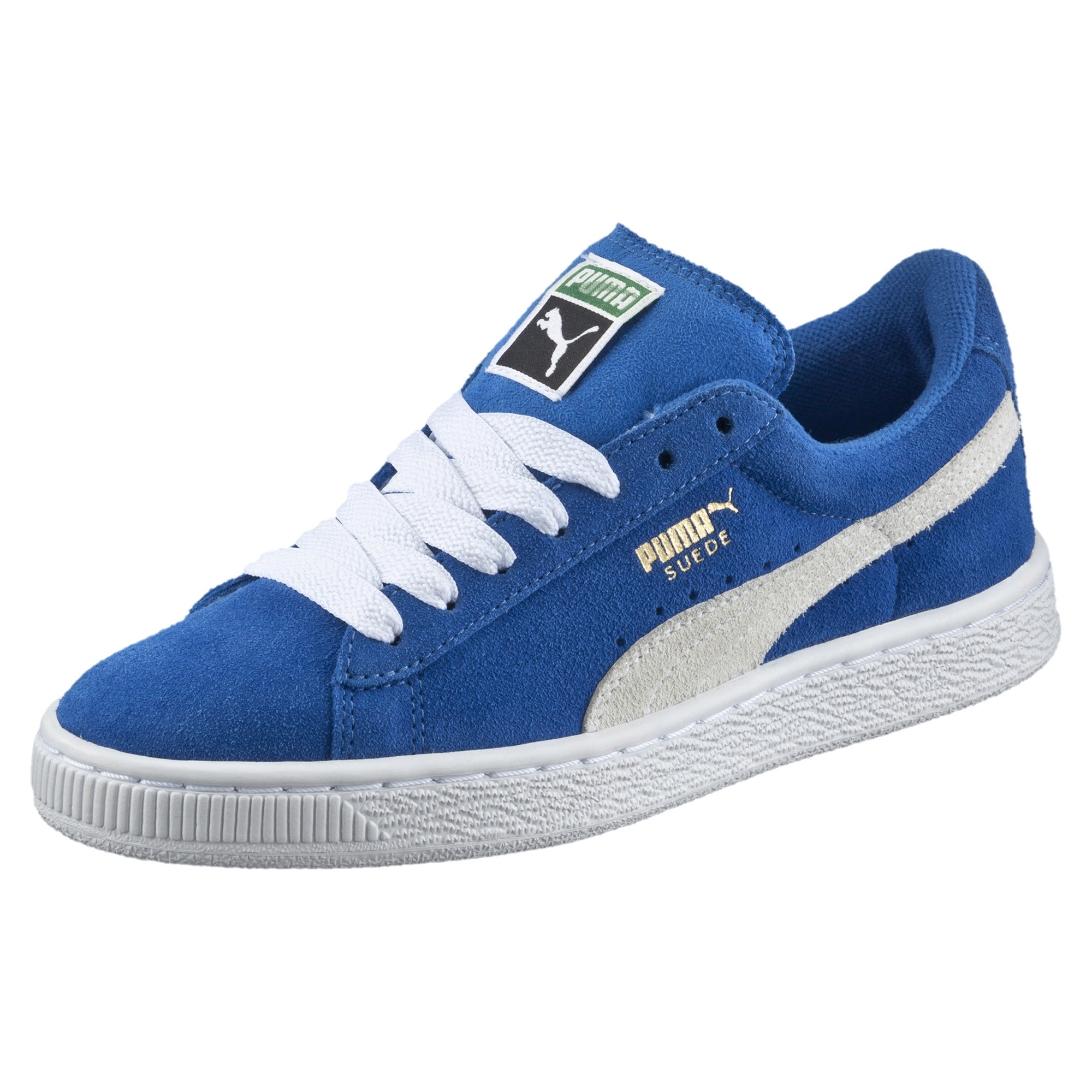 Image Puma Suede Youth Trainers #1