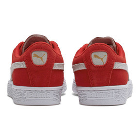 Thumbnail 3 of Suede Sneakers JR, high risk red-white, medium