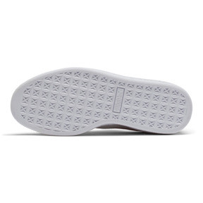 Thumbnail 4 of Suede Sneakers JR, pink lady-white-team gold, medium