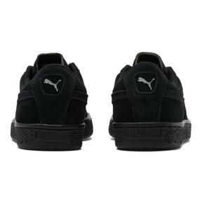 Thumbnail 3 of Suede Sneakers JR, black-puma silver, medium