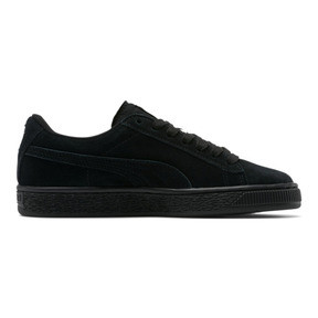 Thumbnail 5 of Suede Sneakers JR, black-puma silver, medium