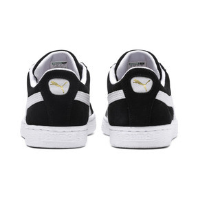 Thumbnail 4 of Suede Classic Women's Sneakers, black, medium