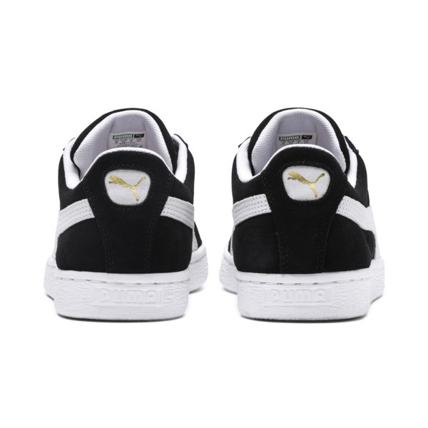 Suede Classic Women's Sneakers, black, large