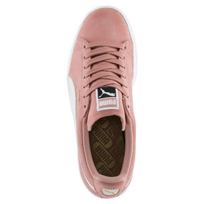 Thumbnail 5 of Suede Classic Women's Sneakers, Cameo Brown-Puma White, medium