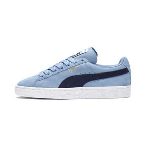 Thumbnail 1 of Suede Classic Women's Sneakers, CERULEAN-Peacoat, medium