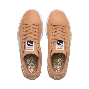 Thumbnail 6 of Suede Classic Women's Sneakers, Puma White-Whisper White, medium