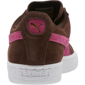 Thumbnail 4 of Suede Classic Women's Sneakers, Mol-Magenta Haze, medium
