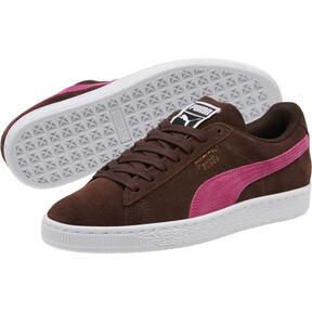 Thumbnail 2 of Suede Classic Women's Sneakers, Mol-Magenta Haze, medium