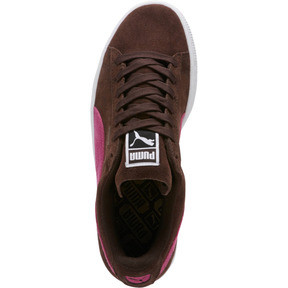 Thumbnail 5 of Suede Classic Women's Sneakers, Mol-Magenta Haze, medium
