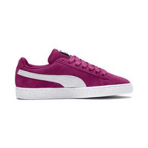 Thumbnail 5 of Suede Classic Women's Sneakers, Magenta Haze-Puma White, medium