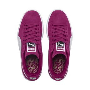 Thumbnail 6 of Suede Classic Women's Sneakers, Magenta Haze-Puma White, medium