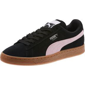 Thumbnail 1 of Suede Classic Women's Sneakers, Puma Black-Pale Pink, medium
