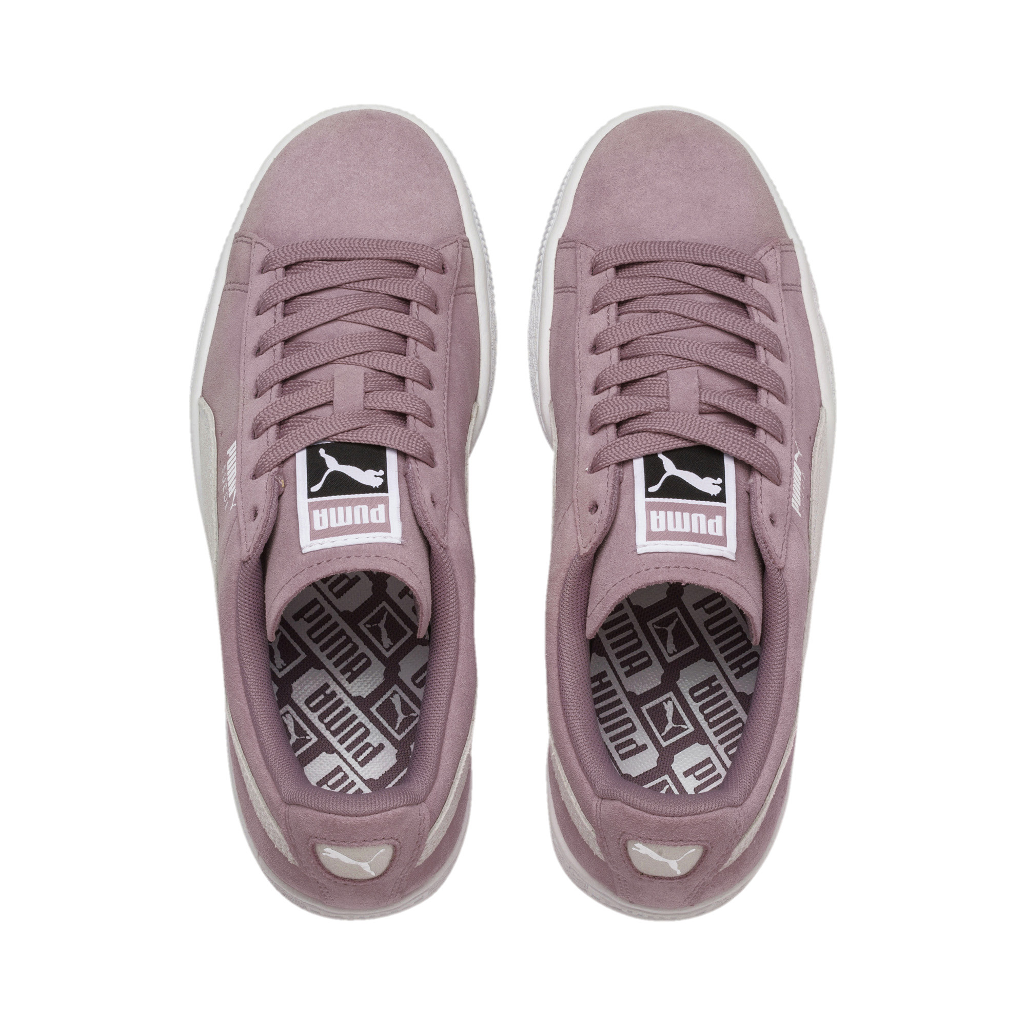 Image Puma Women's Suede Classic Sneakers #6