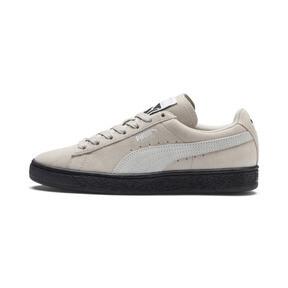 2fccb8e236a Suede Classic Women's Sneakers, Silver Gray-Puma White, medium