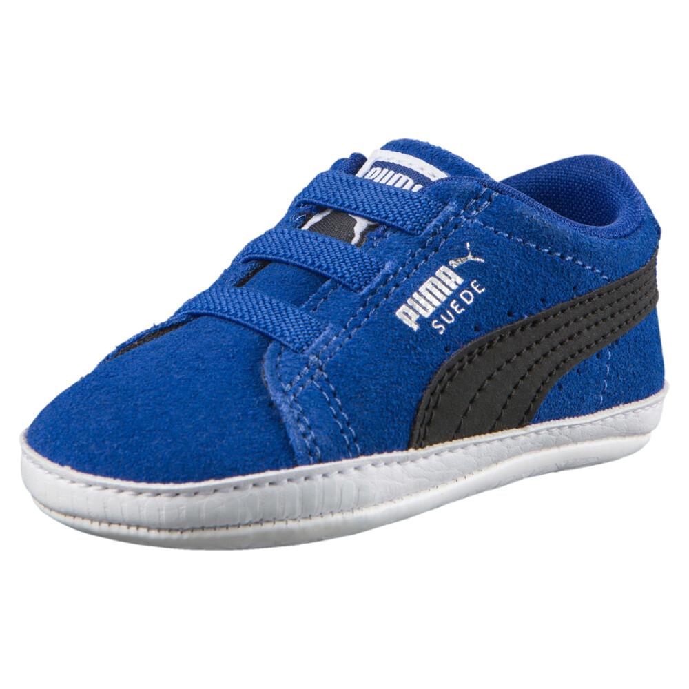 Image PUMA Suede Crib Kids' Sneakers #1
