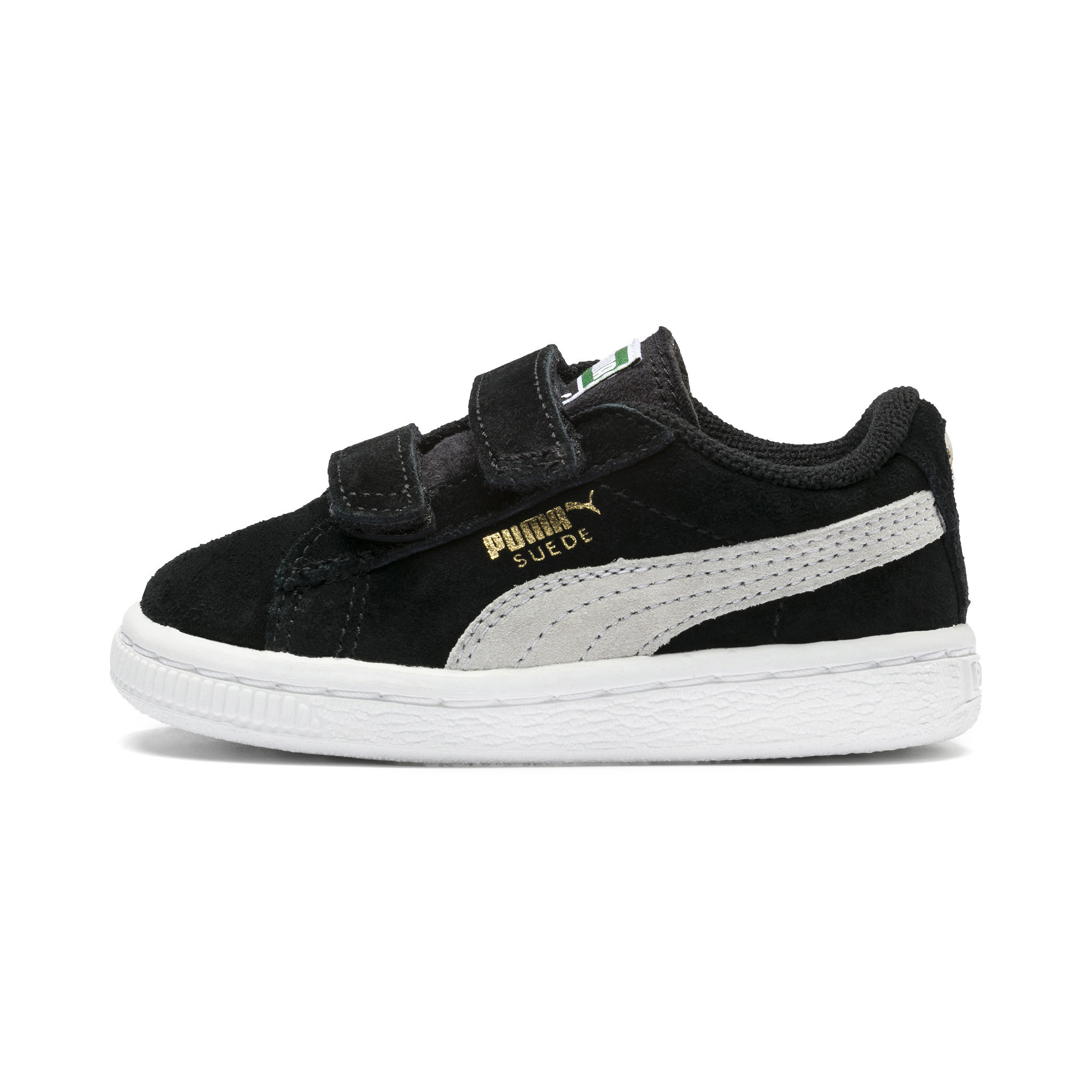Image Puma Suede Two-strap Babies' Trainers #1