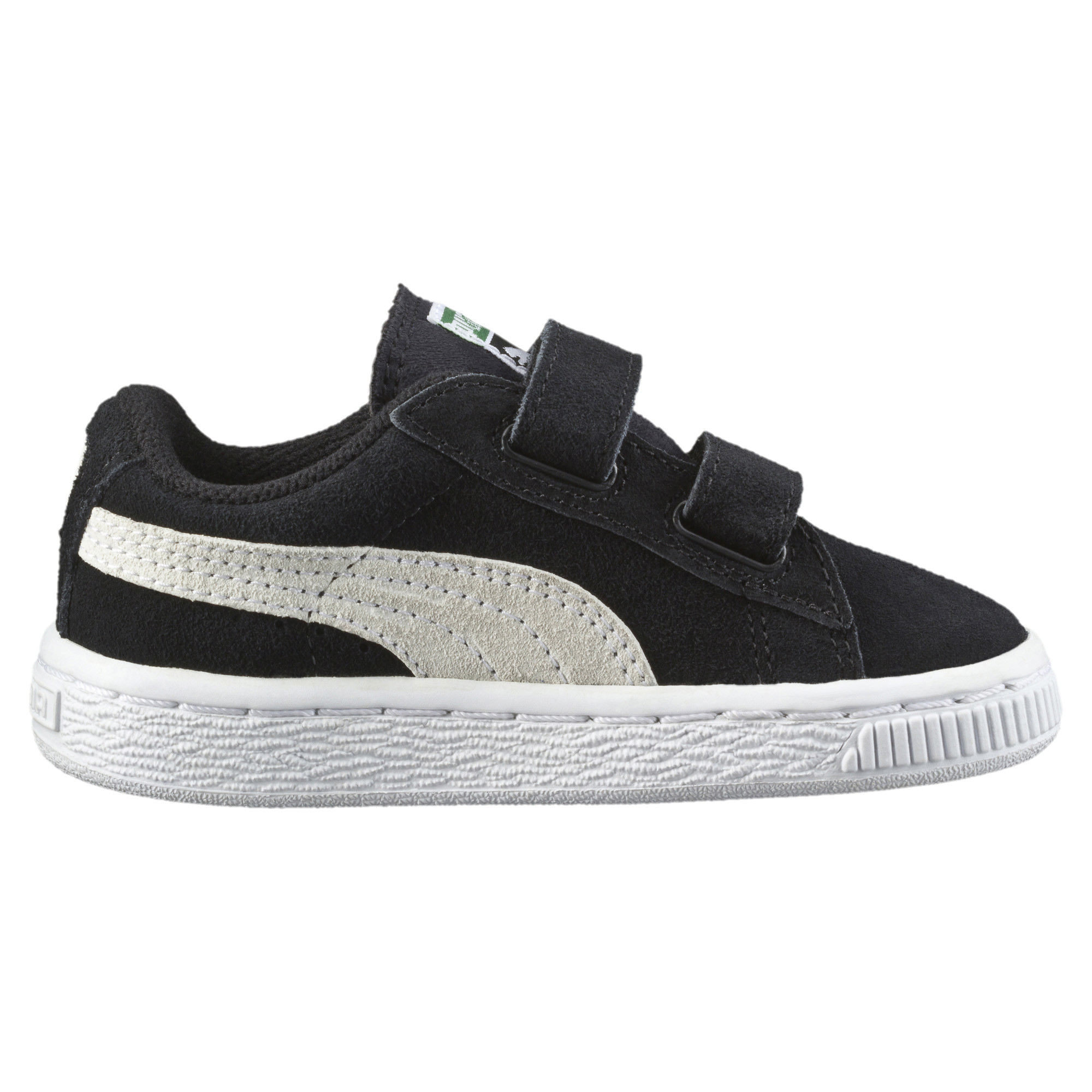 Image Puma Suede Two-strap Babies' Trainers #4