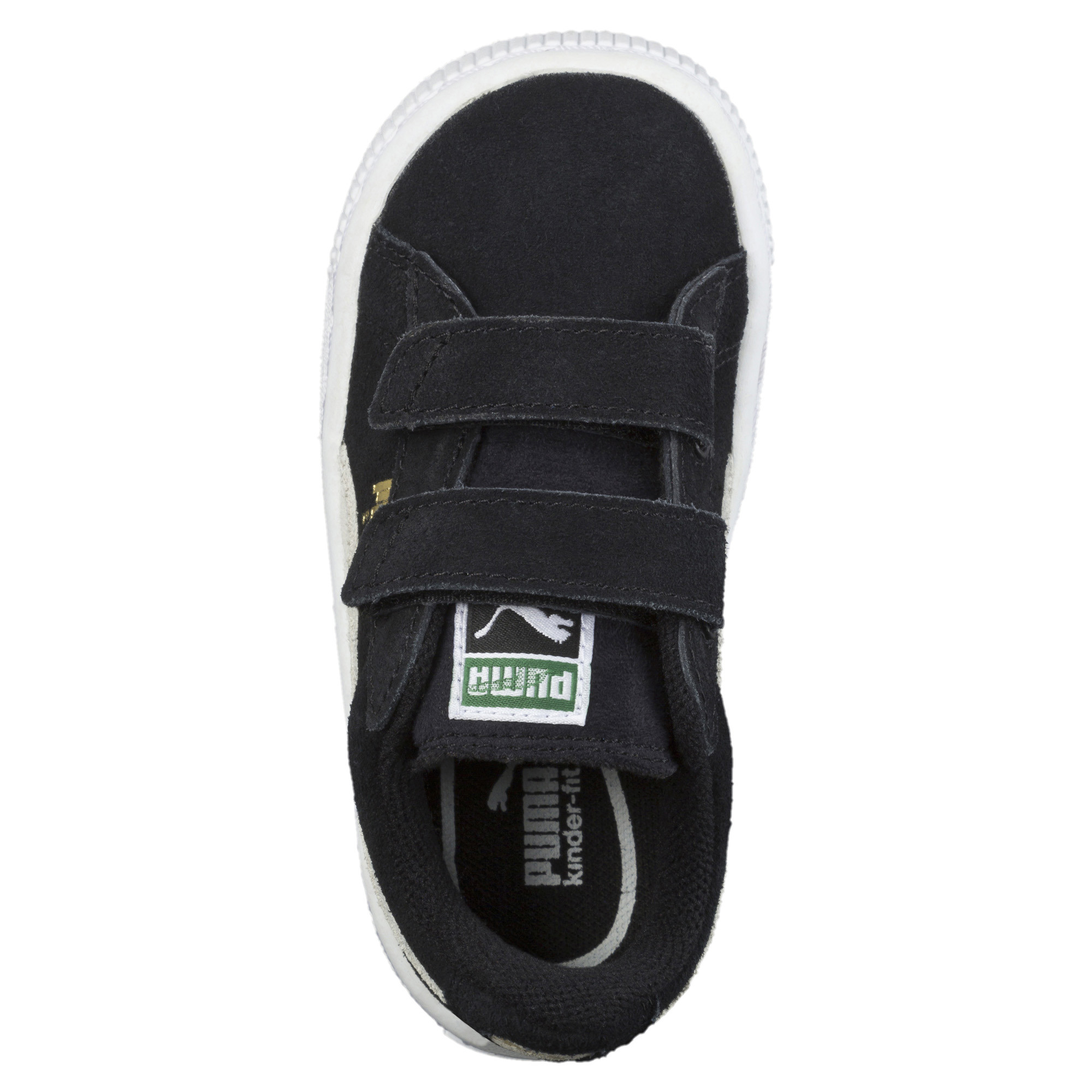 Image Puma Suede Two-strap Babies' Trainers #5