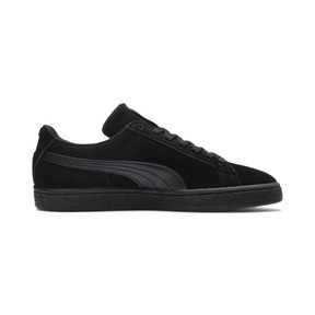 Thumbnail 5 of Suede Classic + LFS Men's Sneakers, black-black-black, medium