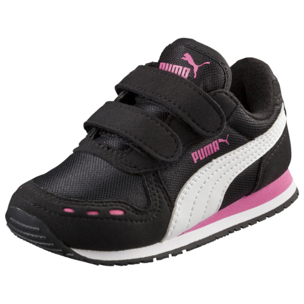 Cabana Racer Mesh AC Sneakers INF, black-white-carmine rose, large