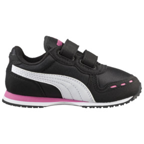 Thumbnail 3 of Cabana Racer Mesh AC Sneakers INF, black-white-carmine rose, medium