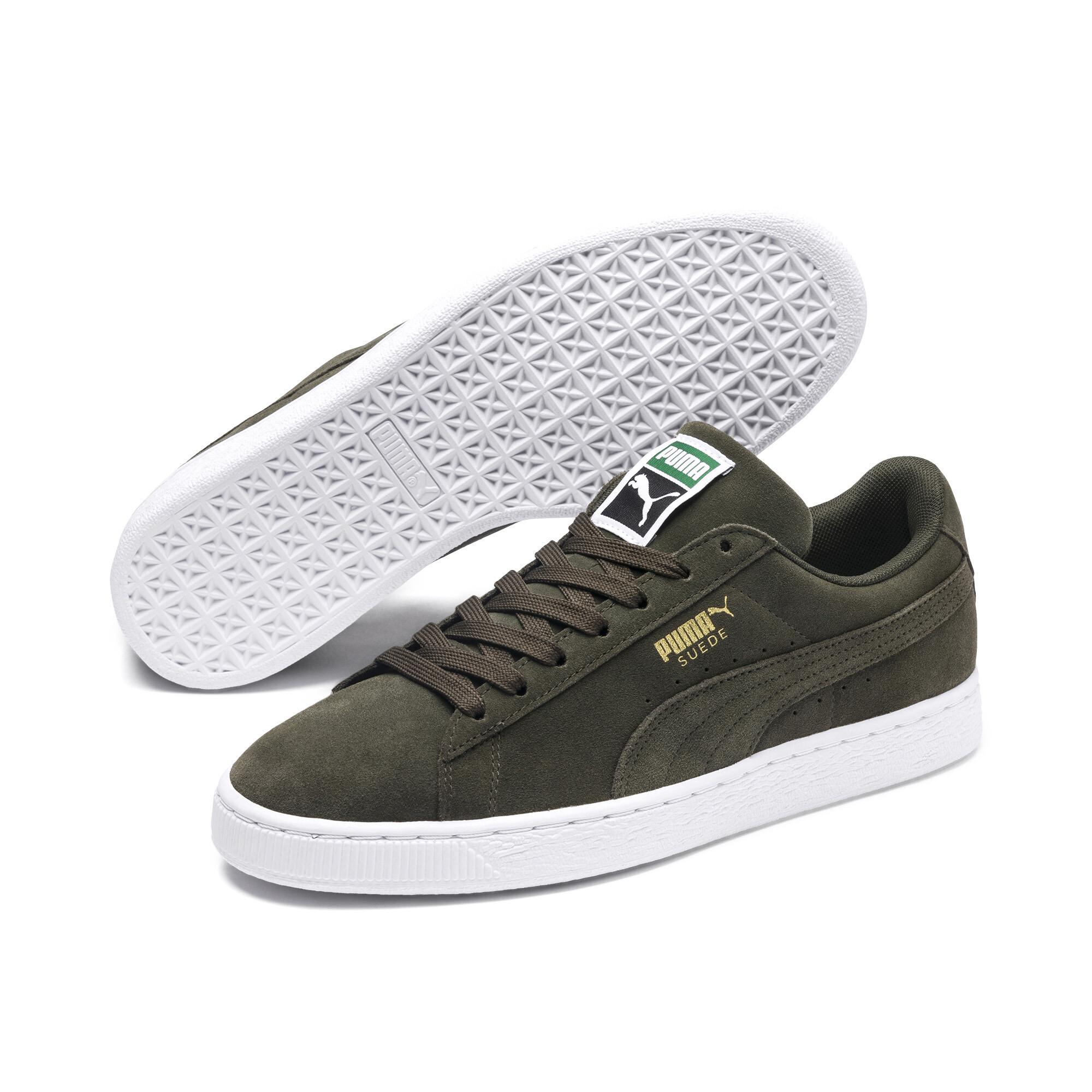 Herren Neue Art Und Weise PUMA Sneaker »Suede Classic +