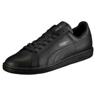 Image PUMA Men's Smash Leather Sneakers