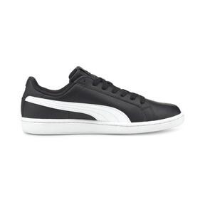 Thumbnail 5 of Smash Leather Men's Sneakers, black-white, medium