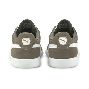 Thumbnail 3 of Icra Suede Trainers, Steel Gray-Puma White, medium