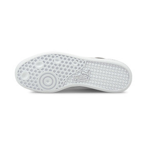 Thumbnail 2 of Icra Suede Trainers, Steel Gray-Puma White, medium