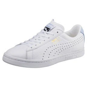Thumbnail 1 of Court Star Sneaker, Puma White-Cashmere Blue, medium
