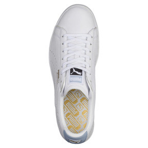 Thumbnail 5 of Court Star Sneaker, Puma White-Cashmere Blue, medium