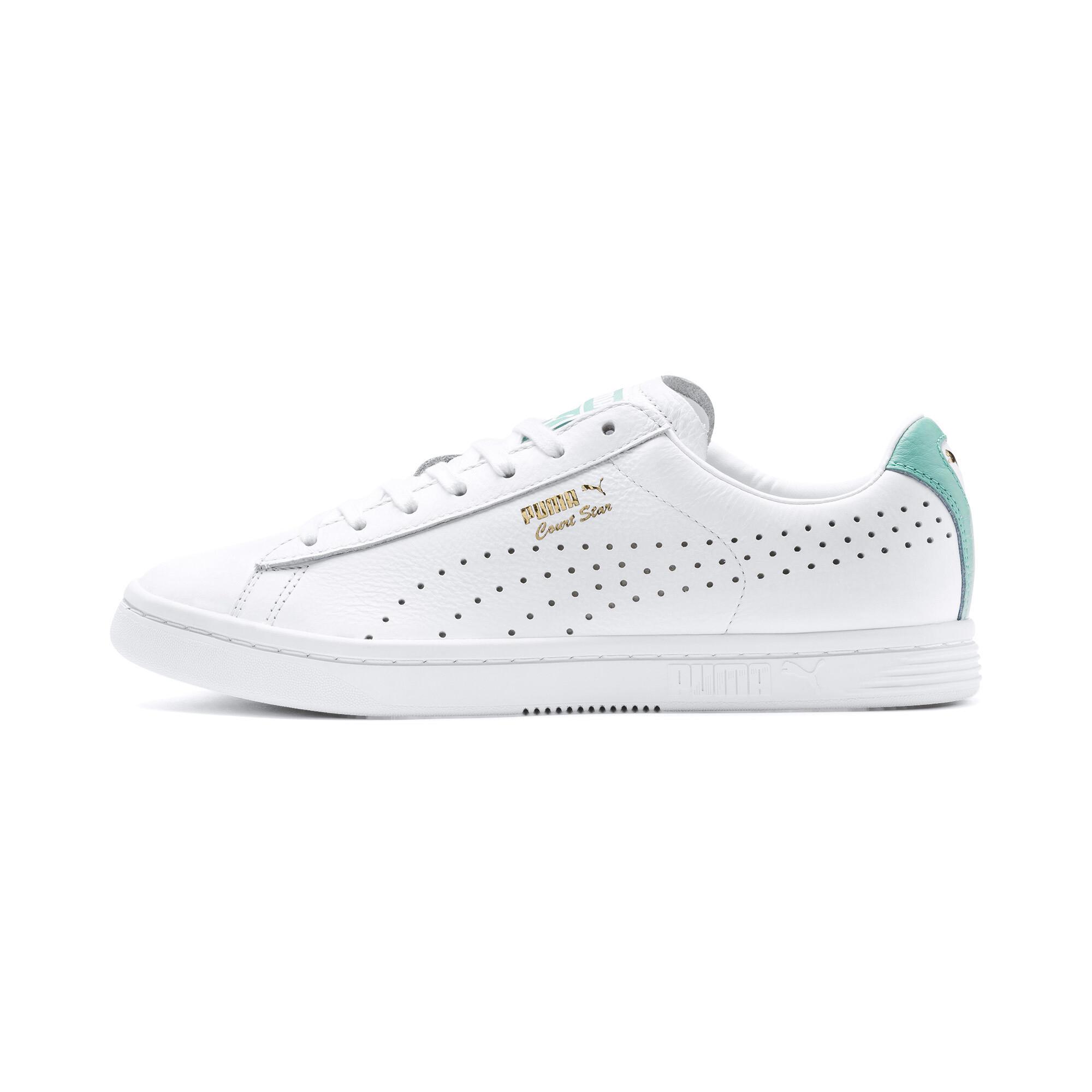 PUMA-Court-Star-Men-039-s-Sneakers-Unisex-Shoe-Sport-Classics thumbnail 4