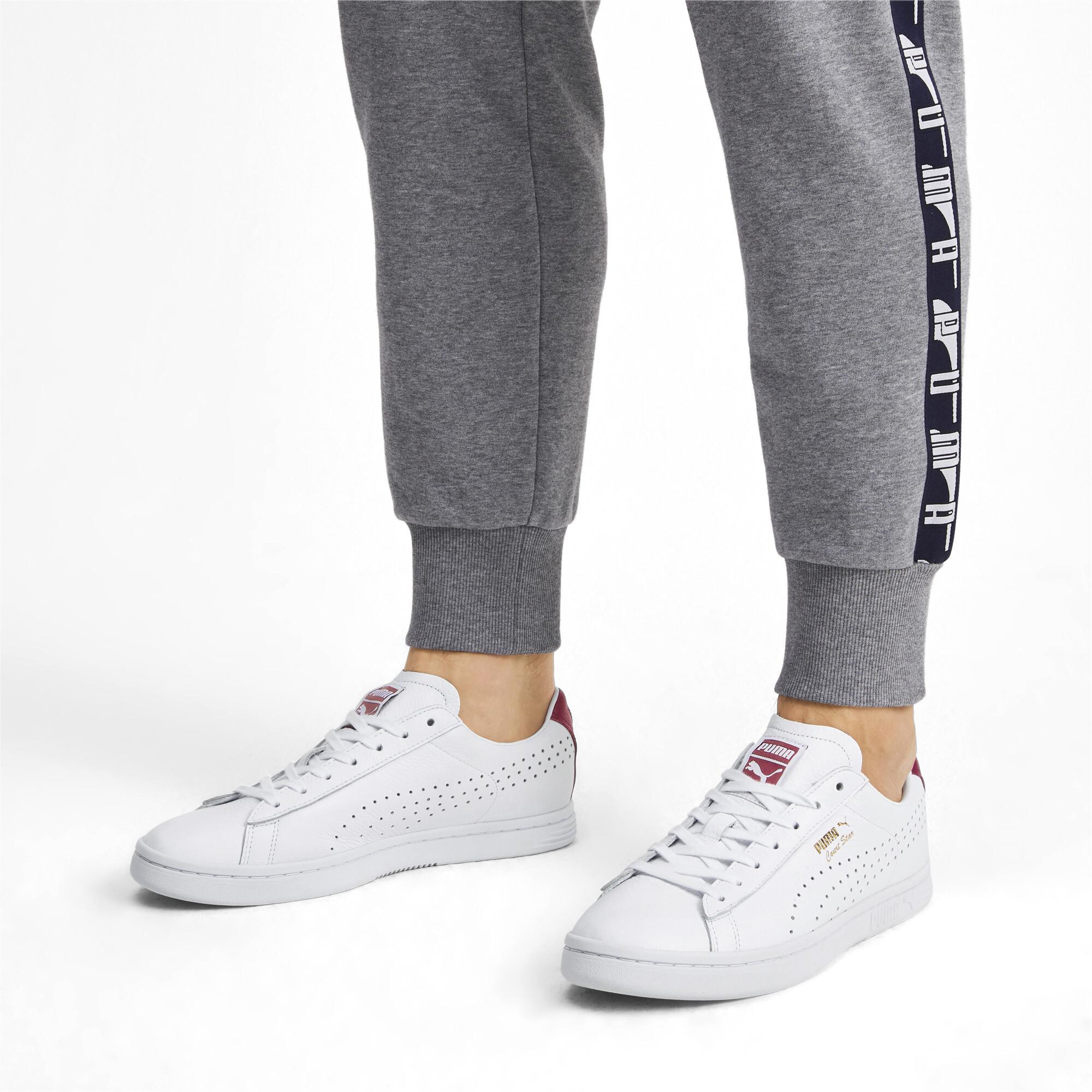 PUMA-Court-Star-Men-039-s-Sneakers-Unisex-Shoe-Sport-Classics thumbnail 12