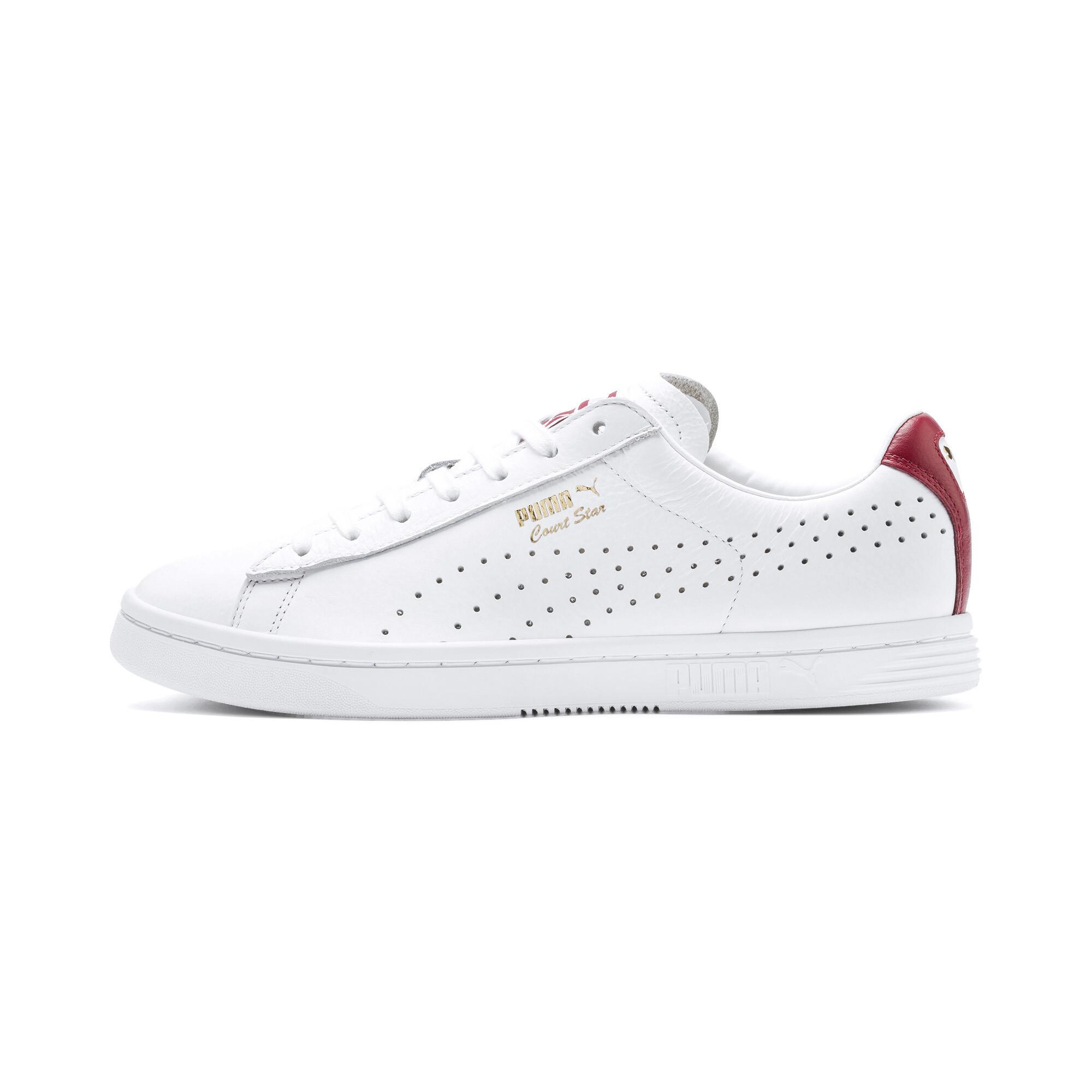 PUMA-Court-Star-Men-039-s-Sneakers-Unisex-Shoe-Sport-Classics thumbnail 11